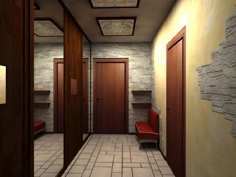 Как сделать дизайн прихожей в квартире